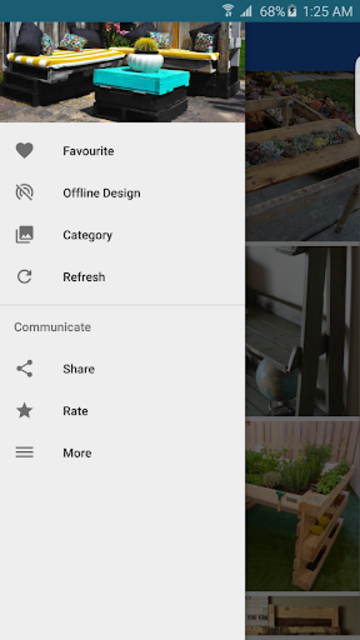DIY Pallet Projects screenshot 2