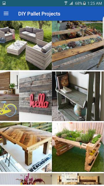 DIY Pallet Projects screenshot 3