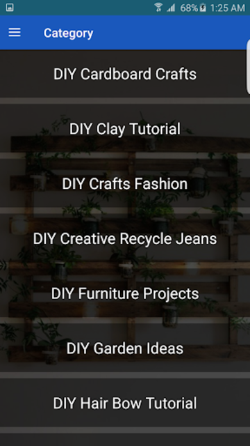 DIY Pallet Projects screenshot 4