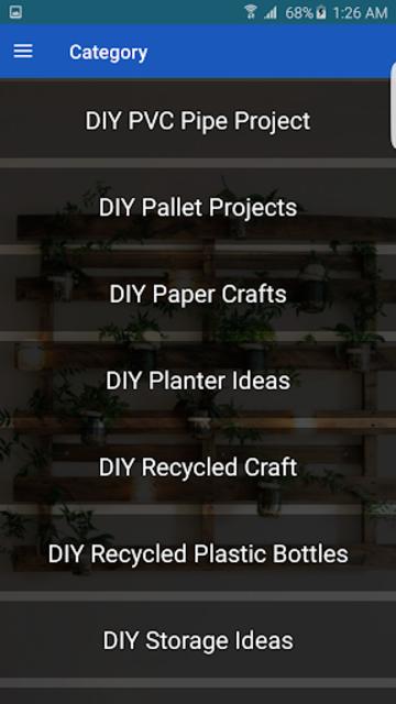 DIY Pallet Projects screenshot 5