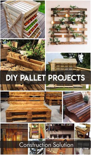DIY Pallet Projects screenshot 1