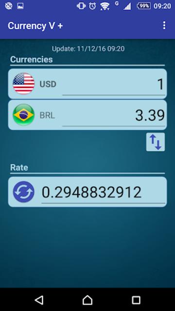 Currency X Pro screenshot 1