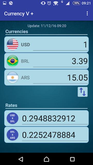Currency X Pro screenshot 2