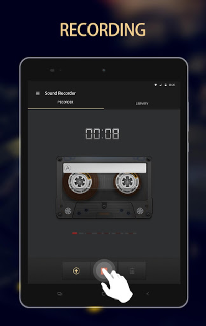 Smart Sound Recorder screenshot 5