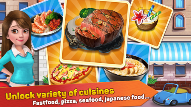 Cooking Hit - Chef Fever, Cooking Game Restaurant screenshot 4