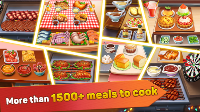 Cooking Hit - Chef Fever, Cooking Game Restaurant screenshot 2