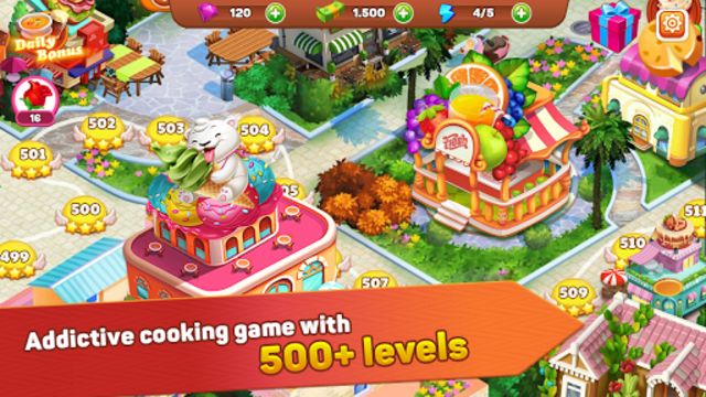 Cooking Hit - Chef Fever, Cooking Game Restaurant screenshot 3