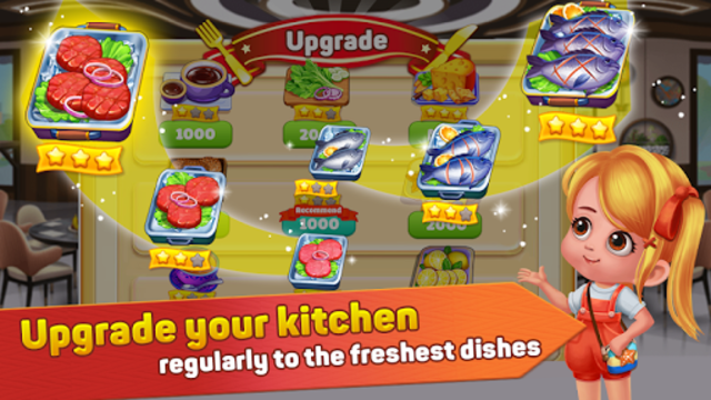 Cooking Hit - Chef Fever, Cooking Game Restaurant screenshot 15