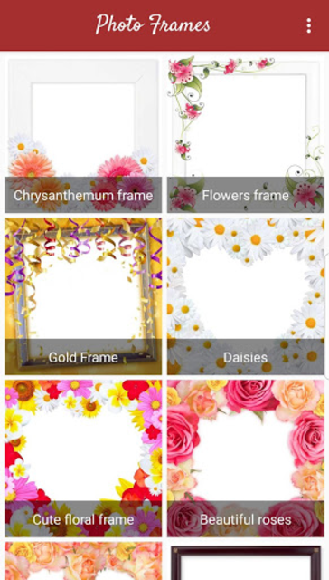 Photo Frames for Pictures Free screenshot 1