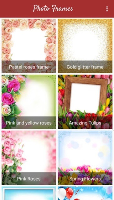 Photo Frames for Pictures Free screenshot 4