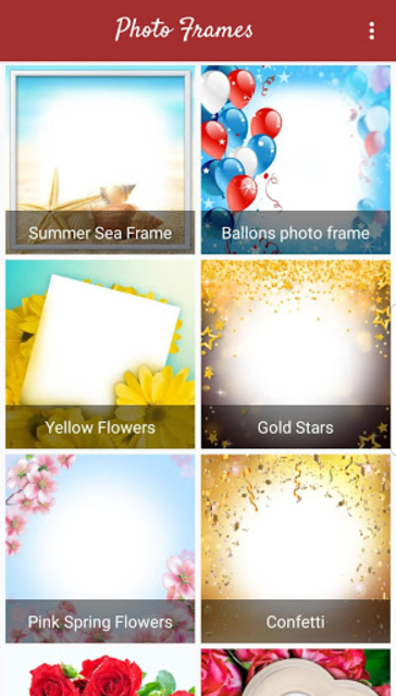 Photo Frames for Pictures Free screenshot 5
