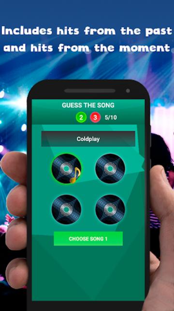 Guess the song - music games free screenshot 3