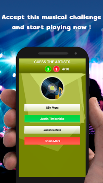 Guess the song - music games free screenshot 4