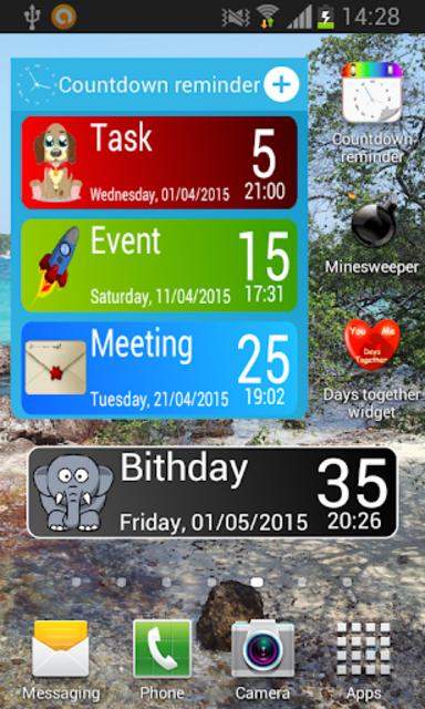 Add Reminder screenshot 1