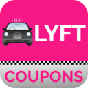 Icon for Coupon Codes for Lyft