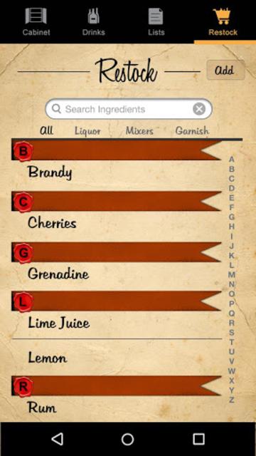 Liquor Cabinet screenshot 6