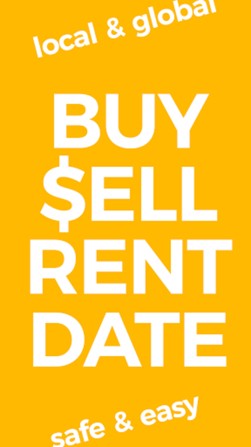 cPro Marketplace: Buy. Sell. Rent. Date. Jobs. screenshot 1
