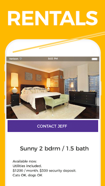 cPro Marketplace: Buy. Sell. Rent. Date. Jobs. screenshot 5