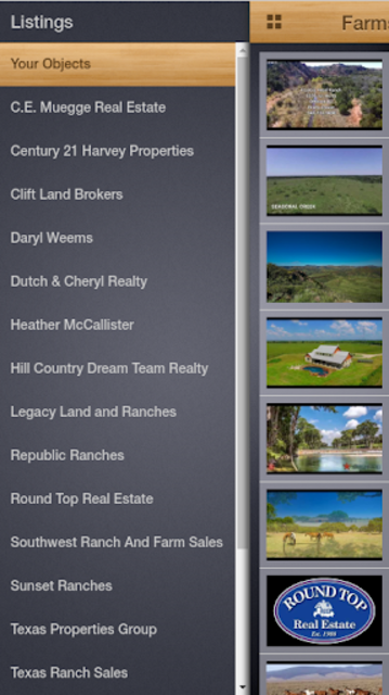 Farms For Sale in Texas screenshot 1