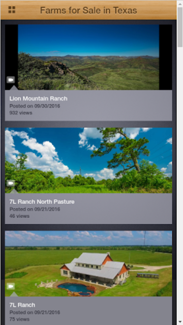 Farms For Sale in Texas screenshot 3