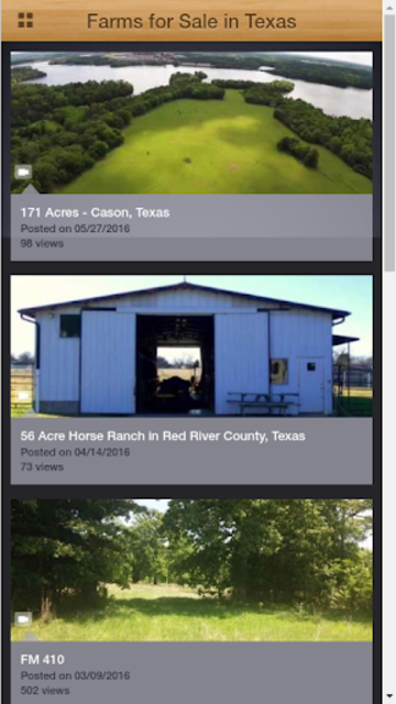 Farms For Sale in Texas screenshot 5
