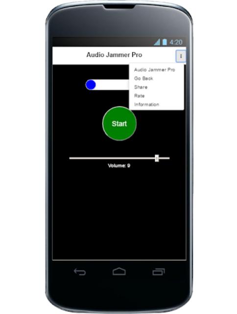 Audio Jammer Pro screenshot 7