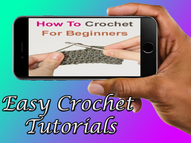 Crochet Patterns Free - Crochet Step by Step screenshot 1