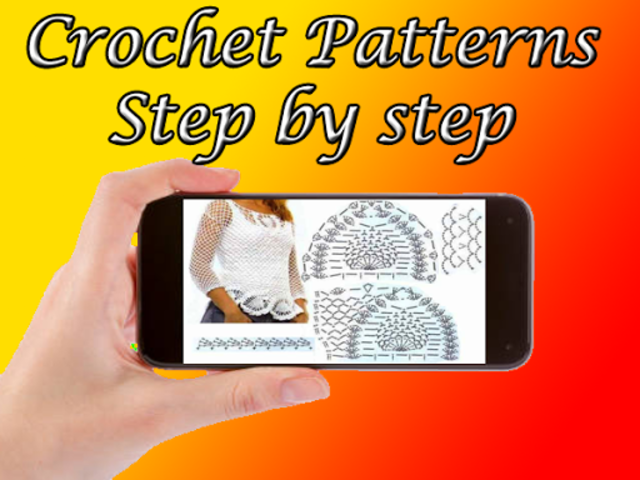 Crochet Patterns Free - Crochet Step by Step screenshot 3