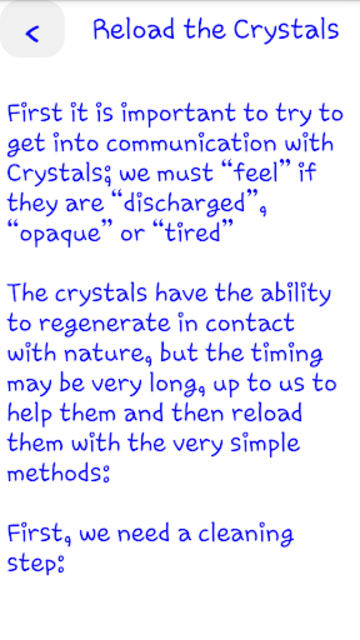 Guide to Crystals screenshot 5