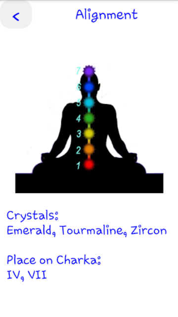 Guide to Crystals screenshot 6