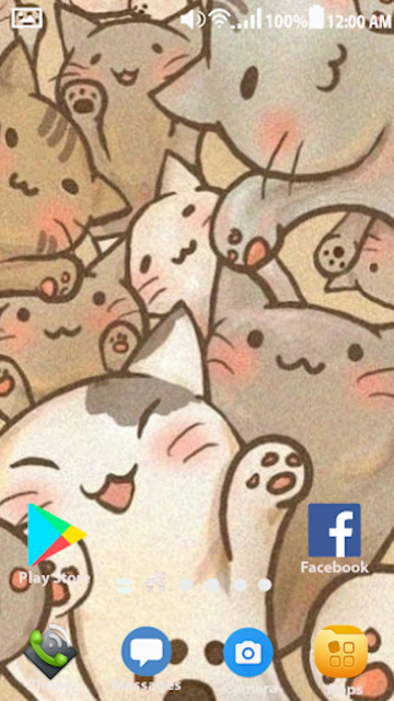 About Cute Chibi Cat Wallpapers Hd Google Play Version Cute Chibi Cat Google Play Apptopia