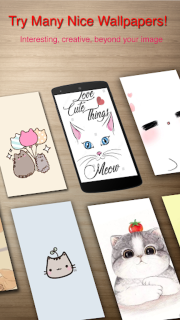 About Cute Chibi Cat Wallpapers Hd Google Play Version