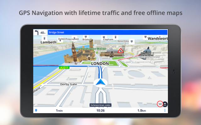 Free GPS Navigation screenshot 7