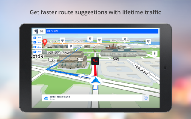 Free GPS Navigation screenshot 15