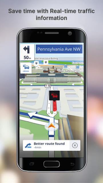 Free GPS Navigation screenshot 3