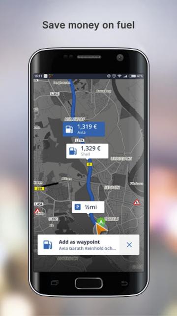 Free GPS Navigation screenshot 4