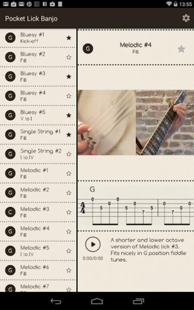 Pocket Lick: Banjo screenshot 4