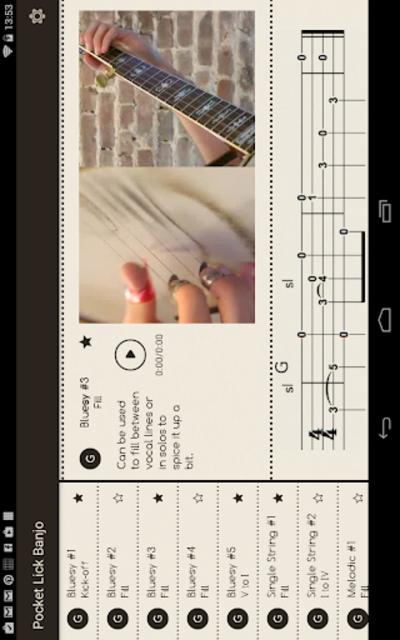 Pocket Lick: Banjo screenshot 3