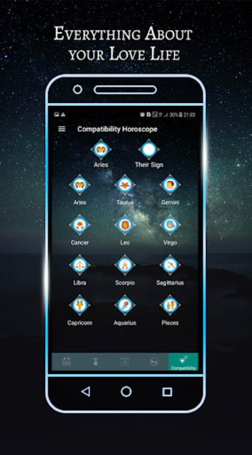 Horoscope screenshot 8