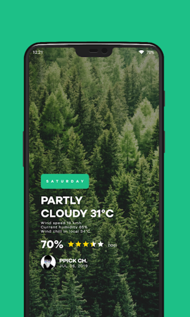 Daily UI screenshot 1