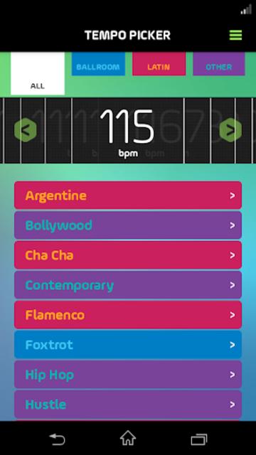 DancePicker screenshot 5