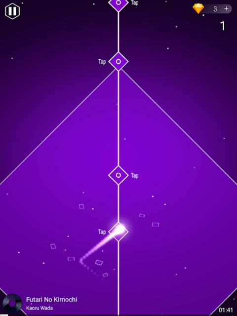 Dot Beat Magic: Rhythm Music Game screenshot 9