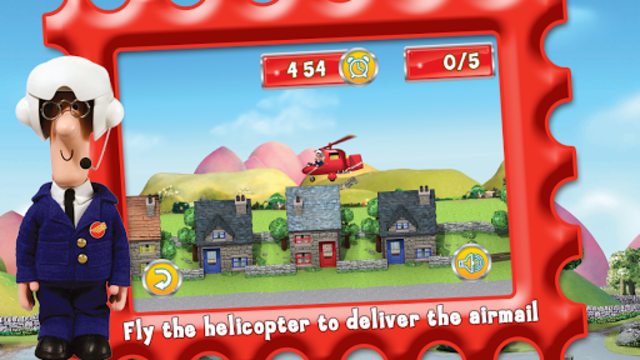 Postman Pat: Special Delivery screenshot 1