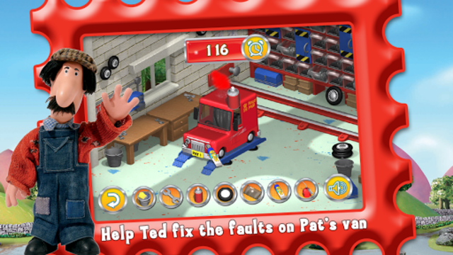 Postman Pat: Special Delivery screenshot 2