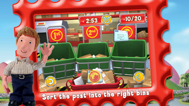 Postman Pat: Special Delivery screenshot 3