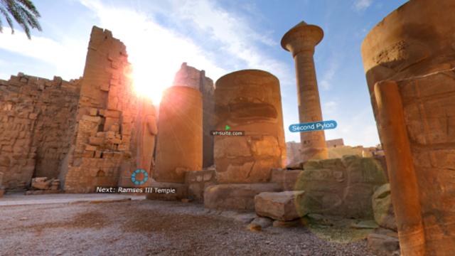 Virtual Reality Suite screenshot 2