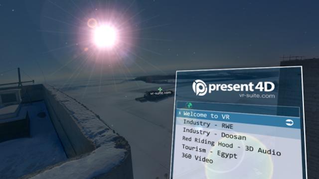 Virtual Reality Suite screenshot 4
