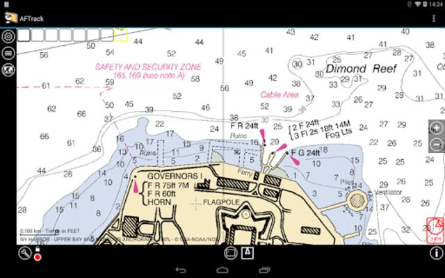 AFTrack - GPS Tracking screenshot 9