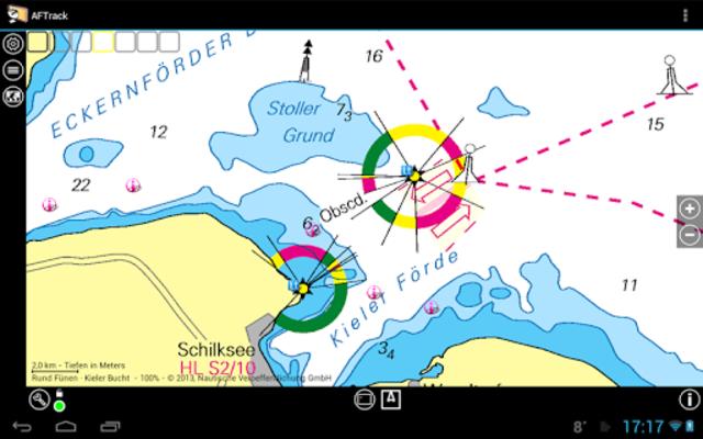 AFTrack - GPS Tracking screenshot 10