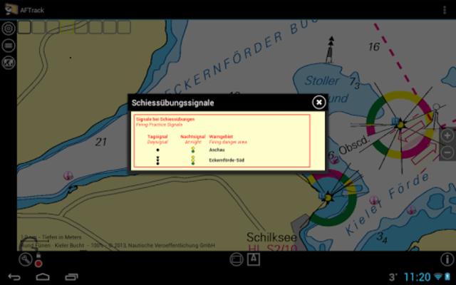 AFTrack - GPS Tracking screenshot 12